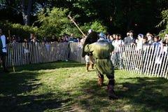 Das mittelalterliche Festival 2015 an Fort Tryon-Park 25 Stockfoto