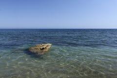 Das Mittelmeer Lizenzfreie Stockfotos