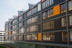 Das Modell der Wohnung contemporay Lizenzfreies Stockbild
