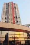 Das moderne Gebäude Stockbild