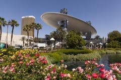 Das Modeschau-Mall in Las Vegas, Nanovolt am 27. April 2013 Stockfoto