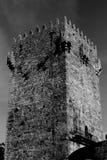 Das Montalegre-Schloss Lizenzfreie Stockfotos