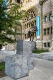 Das Montreal-Museum von schönen Künsten MMFA stockbild