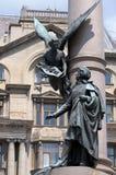 Das Monument zu Adam Mickiewicz Stockbild