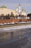 Das Moskau Kremlin Lizenzfreie Stockbilder