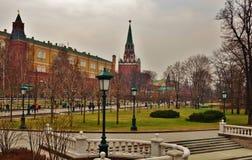 Das Moskau Kremlin Stockfotografie