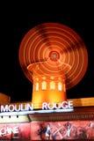 Das Moulin Rouge lizenzfreies stockfoto
