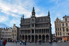Das Museum der Stadt von Brüssel stockbild