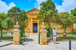 Das Museum Domus Romana, Rabat, Malta stockfoto