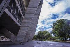 Das Museum für Moderne Kunst (MAM) - Rio de Janeiro lizenzfreies stockbild