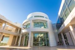 Das Museum J Paul Getty Museum in Los Angeles Lizenzfreies Stockbild