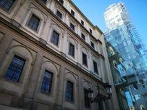 Das Museum Museo Reina Sofia in Madrid Krankenhaus, Ausstellung stockfotos
