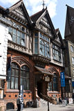 Das Museum und die Galerie Beaney in Canterbury Stockfotos