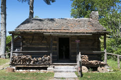 Das Museum von Appalachia, Clinton, Tennesee, USA stockbild