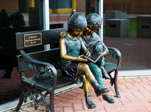 Das Museums-Denkmal der Kinder lizenzfreie stockfotografie