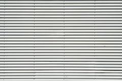 Das Muster der metallischen industriellen Wand Lizenzfreie Stockfotografie