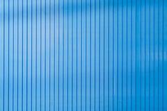 Das Muster des transparenten blauen Dachs Lizenzfreie Stockbilder