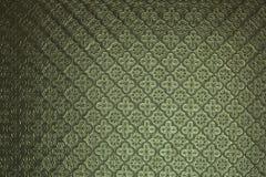 Das Muster des transparenten weißen Glases Stockfotos