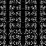 Das Muster eines Raben Stockbild