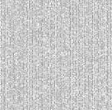 Das Muster von dünnen schwarzen Schmutzstreifen Lizenzfreies Stockfoto