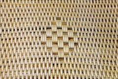 Das Muster von Korbwaren Stockfotos