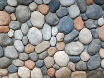 Das Muster von Steinen Stockbild