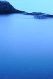 Das Nachtmeer Stockbilder