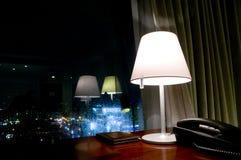 Das Nachtscense Lizenzfreies Stockfoto
