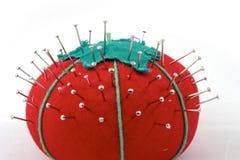 Das Nadelkissen Stockbild
