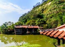 Das nanyuan: Land des Rückzugs und des Wellness Lizenzfreie Stockfotos
