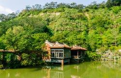 Das nanyuan: Land des Rückzugs und des Wellness Lizenzfreies Stockfoto