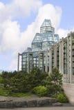 Das National Gallery in Ottawa Kanada Lizenzfreie Stockfotos