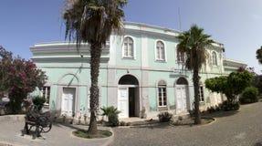 Das nationale Archiv von Kap-Verde Stockbild