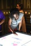 Das nationale Bürgerrecht-Museum in Memphis Tennessee Lizenzfreie Stockfotos