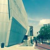 Das nationale WWII-Museum Lizenzfreie Stockfotos