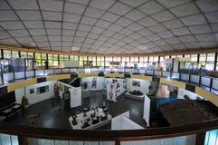 Das Nationalmuseum, Accra (1957) Stockbild