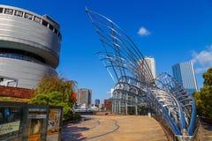 Das Nationalmuseum in Osaka lizenzfreie stockfotos