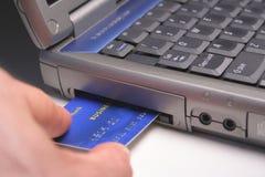 Das neue ATM. lizenzfreie stockbilder