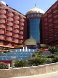 Das neue Hotel in der Türkei. Stockbilder