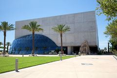 Das neue Museum Salvador-Dalì in St Petersburg Stockbilder