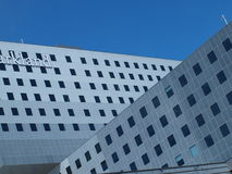 Das neue Parkland-Krankenhaus Stockfotografie