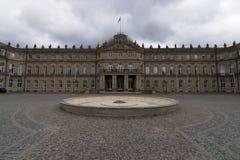 Das Neues Schloss New Castle. Stuttgart. Stock Photo