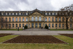 Das Neues Schloss Nowy kasztel Obraz Stock