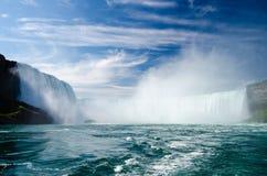 Das Niagara Falls Stockfoto