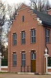 Das niederländische Haus Stockfoto