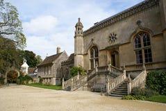 Das Nonnenkloster der Augustinian Bestellung in England Lizenzfreie Stockfotos