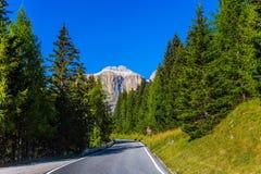 Das nordöstliche Teil von Italien Lizenzfreie Stockbilder