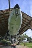 Das nosecone des MiG-23 stockfotos