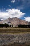 Das Nubra Tal Stockbild