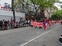 Das 2016 NYC-Tanz-Parade-Teil 2 25 Lizenzfreie Stockfotografie